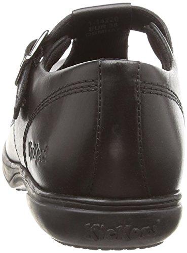 Mj Kickers para Mujer Merceditas Keavy Negro aWRRFwO8Uq