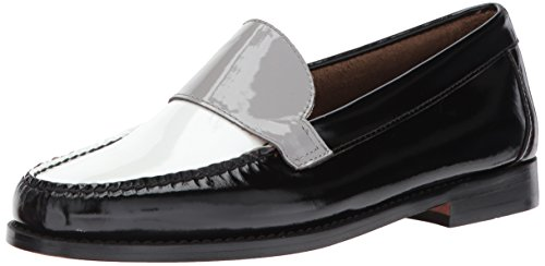 Gh Bass & Co. Donna Wylie Mocassino Nero