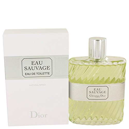 Eau Sauvage Citrus Cologne (EAU SAUVAGE by Christian Dior Eau De Toilette Spray 6.8 oz)