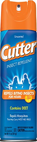 Unscented Cutter Insect Repellent (Aerosol) (HG-96183) (11 (Unscented Insect Repellent)