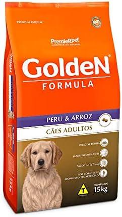 Ração Fórmula PremieR Pet Golden para Cães Adultos