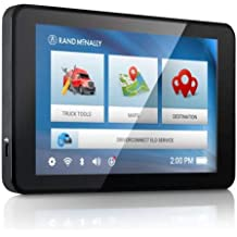 """Rand McNally TND 740 IntelliRoute Truck Navigation GPS with 7"""" HD Vibrant Display (Certified Refurbished)"""