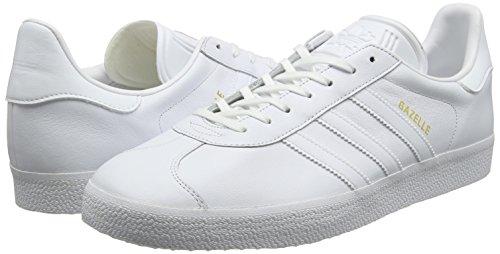 Blanc Chaussures Originals De Homme Pour Course blanc Gazelle Adidas 0fHq0Rw