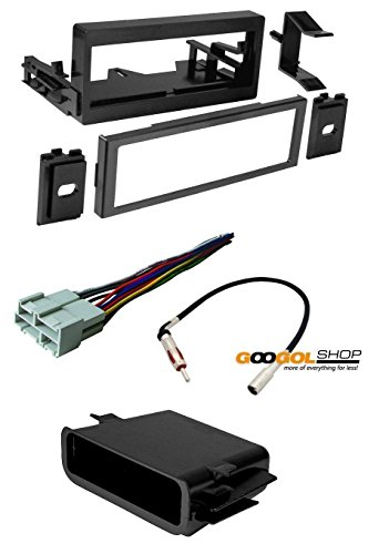 American International '95-up Chevy/GMC Storage Pocket Trim with Wiring Harness by CACHE, AMERICAN INTERNATIONAL, METRA, SCOSCHE,
