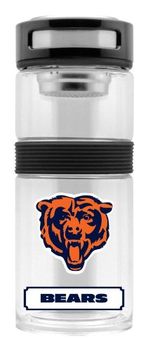 chicago bears flask - 8