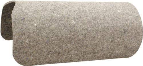 30 X 32 Gray Abetta Felt Pad Liner