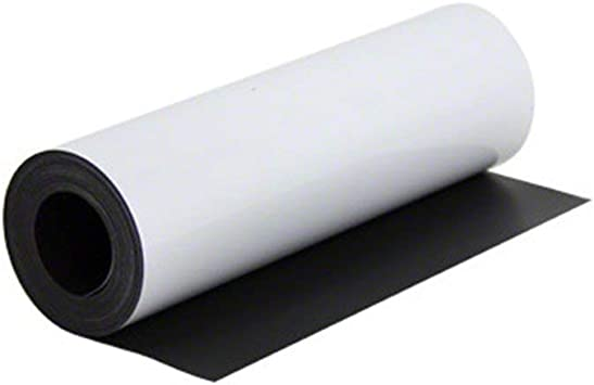 "MAGNUM MAGNETIC ® 30 MIL MADE IN USA 24/"" WIDE X 25 FEET LONG             Black"
