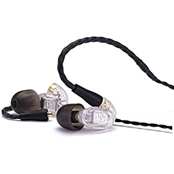 Westone - Old Model - UM Pro10 High Performance Single Driver Noise-Isolating In-Ear Monitors - Clear - Discontinued by Manufacturer