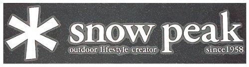 스노우피크(snow peak) logos 뎃카 NV004