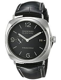 Panerai Men's PAM00388 Radiomir Analog Display Swiss Automatic Black Watch