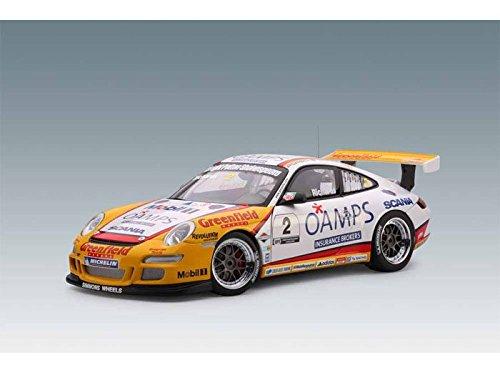 Porsche 911 (997) GT3 #2 Australian Carrera Cup 1/18