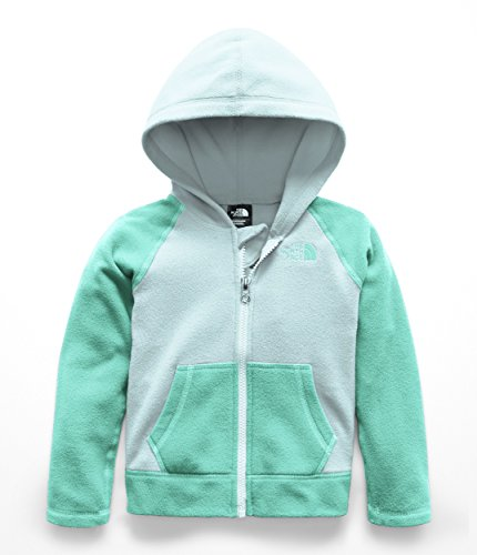The North Face Todd Glacier Full Zip Hoodie - Origin Blue - 6T by The North Face