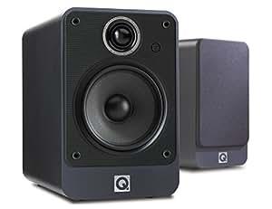 Q Acoustics 2020i - Altavoces universales (2 vías, 75 W), color blanco