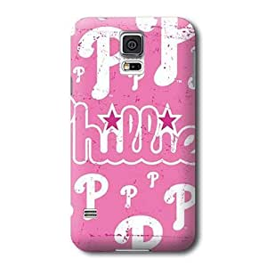 MLB Philadelphia Phillies Samsung Hard Case Covers,Durable Design Protector For Samsung Galaxy S5