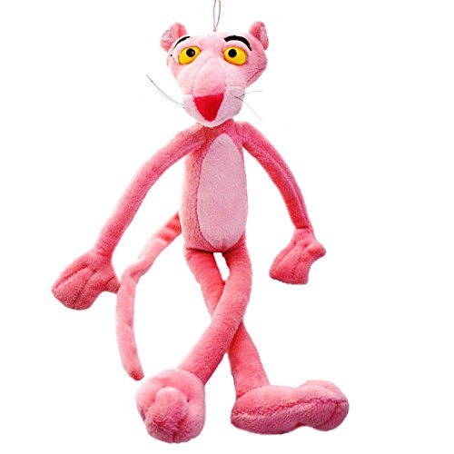 (The Pink Panther CHARACTER 15 Tall Collectible PLUSH TOY by Main Street)