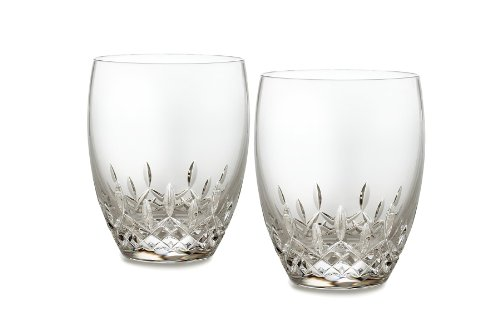 Waterford Crystal Lismore Essence DOF Pair by Waterford