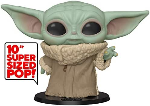 Funko Pop! Star Wars: The Mandalorian - The Child, 10
