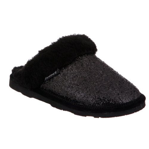 Bearpaw Laney Girls Canvas Slippers