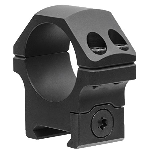 UTG PRO US Made 30mm/2PCs Low Profile POI Picatinny Rings