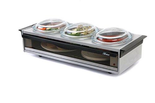 Hostess HO392SV cordon bleu side server silver finish Small_Appliances Specialty_Electrics