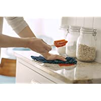 Scotch-Brite Reusable Dishcloth - cleaning countertop