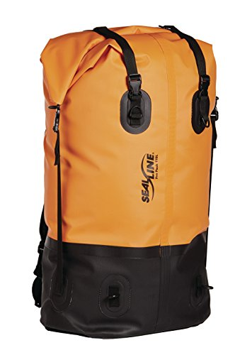 Vinyl Waist Cinch - SealLine Pro Pack 115 (Orange)