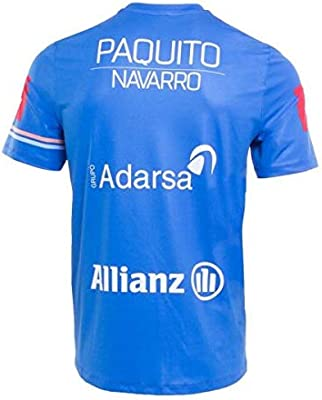 Camiseta BullPadel Trebu Paquito Navarro