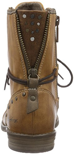 Length 307 Brown Women 1157 Short Boots Cold Lined 5 Mustang Cognac Classic 8UxfwZvqq