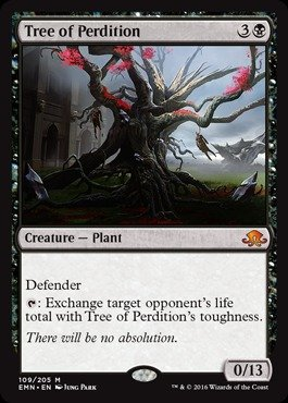 Magic: the Gathering Tree of Perdition (109/205) Eldritch Moon