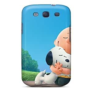 Shockproof Hard Phone Cases For Samsung Galaxy S3 With Support Your Personal Customized Attractive Cartoon Movie 2014 Pattern CharlesPoirier
