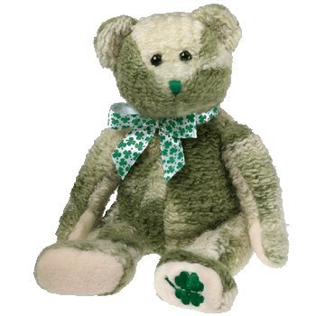 TY Beanie Baby - MCWOOLY the Bear from Ty
