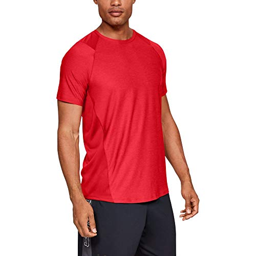 Under Armour Men's MK1 Gym Workout T-Shirt, Barn (633), Large ()