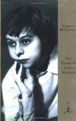 book cover of The Heart Is a Lonely Hunter