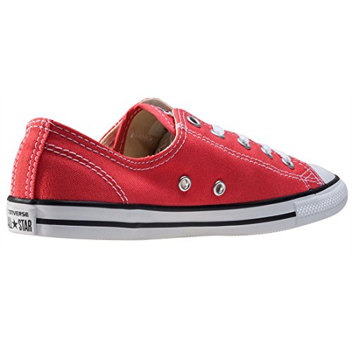 Dainty Red All En Converse ultra Semelle Baskets Femme Toile Chaussures Fine Rouge Mode Star B8Axqw7A1Z