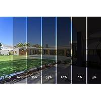 Película protectora DiversityWrap solar tintada para ventanilla, 1