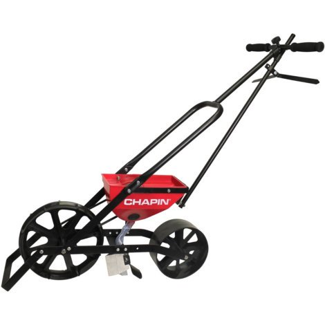 CHAPIN GARDEN SEEDER WITH 6 SEED PLATES
