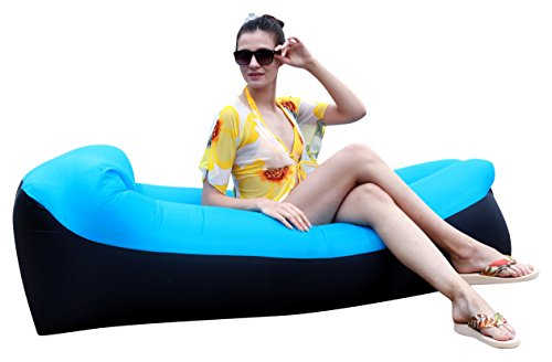 Inflatable Sofa Swimming New Blue product image
