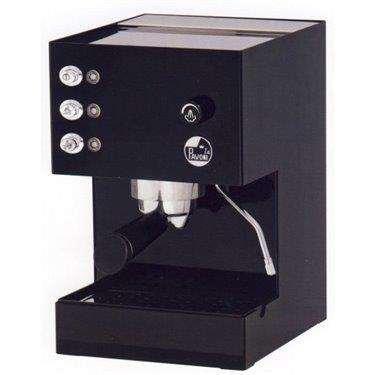 La Pavoni PFE-16 Caffe / Cappuccino / Espresso Machine in Black Steel