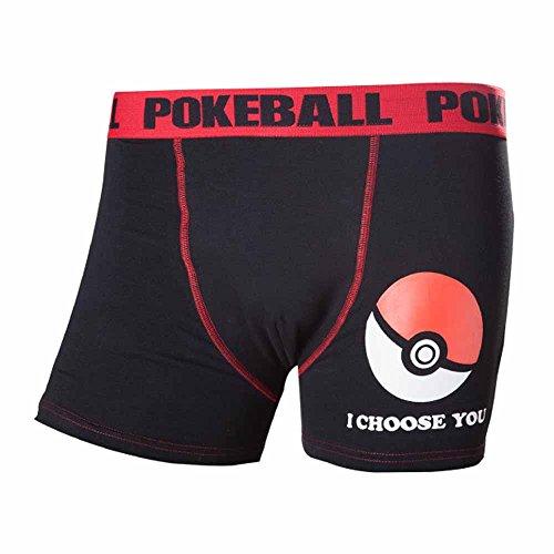 Pokemon Boxershorts - Poke Ball