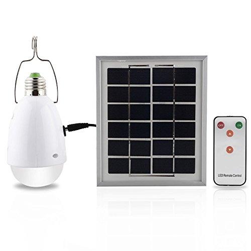 12 Led Solar Lamp in US - 7