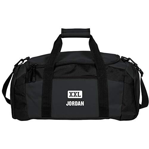 Jordan Gets A Gym Bag: Port & Company Gym Duffel Bag ()