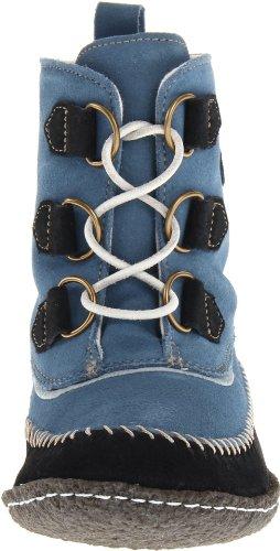 Sorel - Botas de Piel para mujer Azul azul Azul - azul