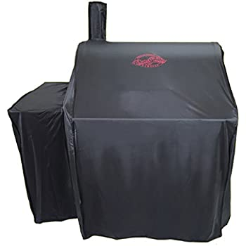 Char Griller 5555 Grill Cover, Fits 2121, 2828 And All Char Griller