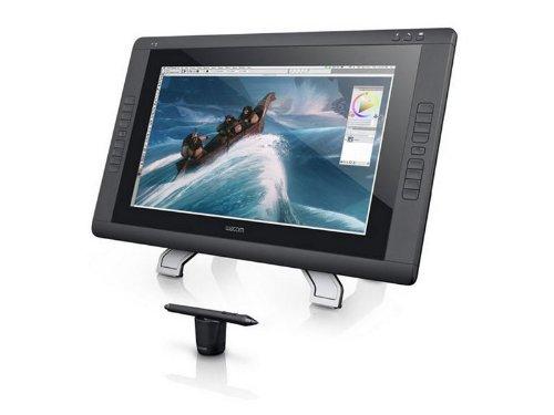 Tablette graphique et Stylets WACOM CINTIQ 22HD DTK2200 NOIR