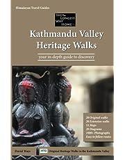 Kathmandu Valley Heritage Walks: Original Walks in the Kathmandu Valley