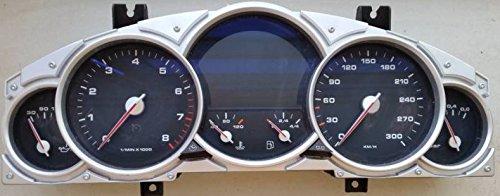 05-06 Porsche Cayenne Turbo Kilometers Instrument Cluster