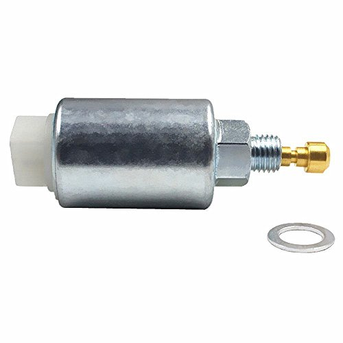 New Carburetor Fuel Solenoid Valve 699915 For Briggs & Stratton Carb 695423  699878 794572 796109 Engine