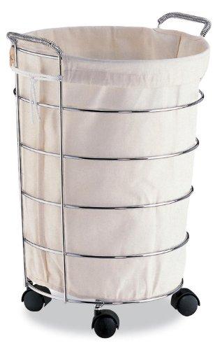 Organize 01766 6 Laundry Basket Canvas product image