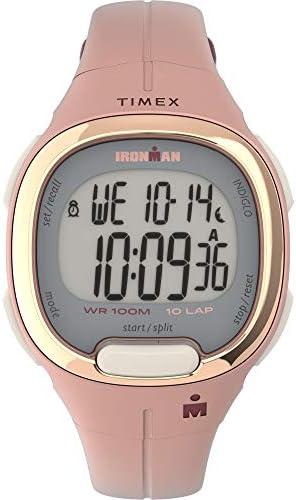 Timex Women's Ironman Transit Resin Strap Watch WeeklyReviewer