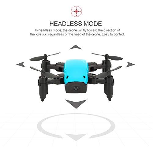 Amazon.es: Funnyrunstore S9 2.4G Mini Drone Plegable 360 Degree ...